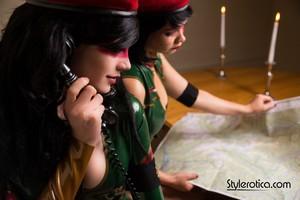 Steamgirlcom - Vein Army
