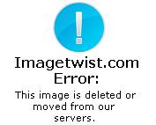 Natalia Paris half naked hand bra