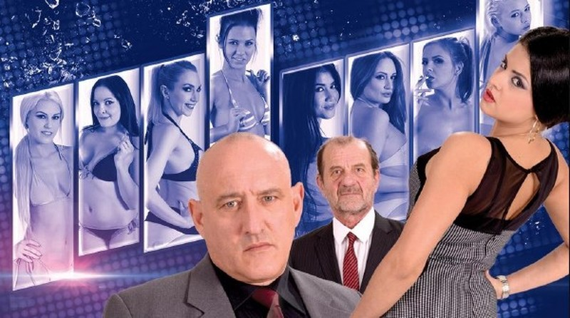 SalieriXXX: Fashion and glamour 5 2016: Coco De Mal, Patricia Levi: 720p