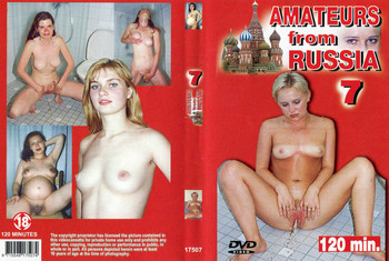 Amateurs From Russia 7 [1990s, Russian, All Sex, Lesbians, Toys, Masturbation, Pregnant, Russian Girl
