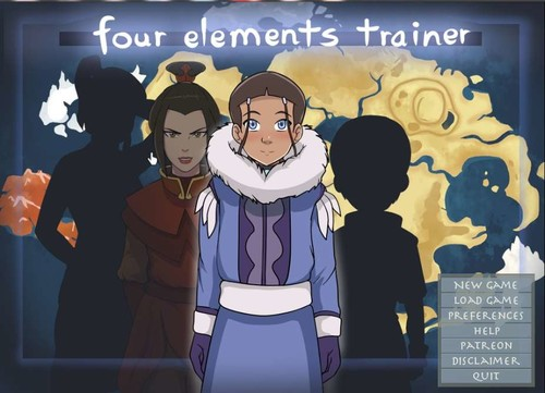 Four Elements Trainer – Updated - Version 0.5.06b