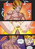 Dragon ball gt comic by Locofuria - SSJ Girls - #2 - Bra