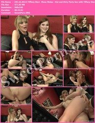 TSPussyHunters.com [05.16.2014] Tiffany Starr & Mona Wales - Hot and Dirty Party Sex with Tiffany Starr and Mona Wales Thumbnail