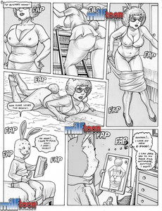 milftoon black and white tones sex part 2 Comic