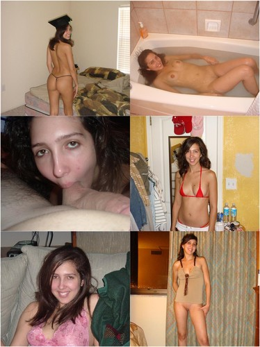 Horny College Slut Jenny Sweet Nude Pics