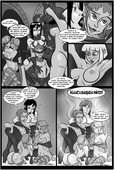 CLUMZOR - UPDATED NEW PAGES THE PARTY 1-7