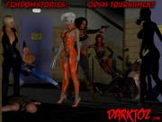 FEMDOMSTORIES BDSM TOURNAMENT BY DARKTOZ