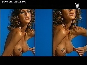 Dolores Trull bare nipples photoshoot