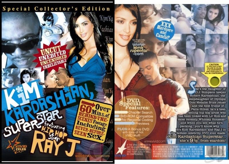 Kim Kardashian Superstar DVD9
