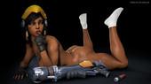 Misc Pharah from Overwatch from Pharah-best-girl