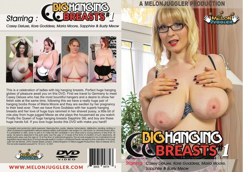Big Hanging Breasts – HD 720p