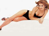 isla  fisher bikini photos
