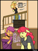 Furry comic for adults by Tipsie - Cutie Crusaders The Revenge of the Cute