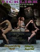 Restif - Ticklish Adventures 1-5