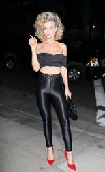 Joanna Krupa – Tequila Casamigos Annual Halloween Bash in LA 4