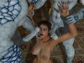 3DFiends - Monster Chronicles 12