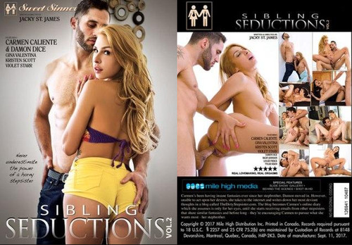 Sibling Seductions 2 (2017)
