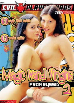 Magic Wand Virgins from Russia 2 (2017) - 1080p