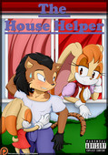 Bigdon1992 - The house helper - Sonic The Hedgehog XXX comic