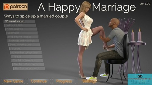 Free download porn game: Lazing In The Haze - Happy Marriage - Chapter 1 - Version 1.01