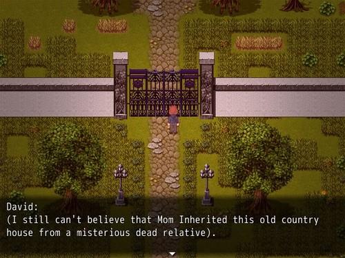 Bones' Tales: The Manor by Dr Bones