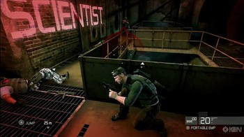 Splinter Cell: Conviction [Full] [Español] [MG]