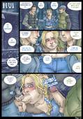 Nikraria - Until Dawn XXX comic - Ongoing