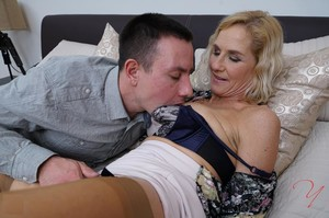 Did horny housewife fucking and sucking consider