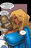 Interracial comic - Moment of Truth by Superposer