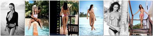 Nackt nina playboy weis Nina Weis