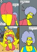 Bart Fickt Marge