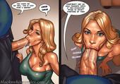Sex comic from BlacknWhitecomics - The Mayor 3 - 145 pages