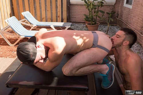 HairyAndRaw – Alex Mason & Owen Powers (Bareback)