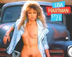 Hartman nude lisa black