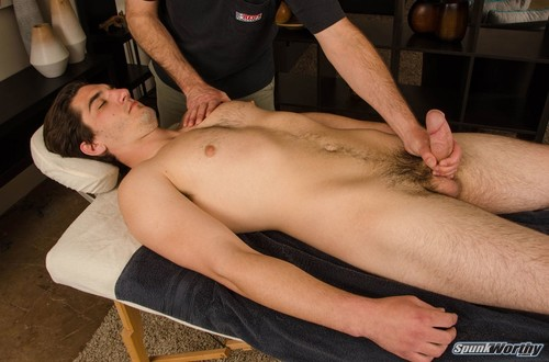 SpunkWorthy – Brock's Massage