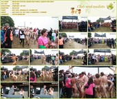 Roskilde Festival Naked Run Public Nudity 2011  - A film about nudists HD 720p