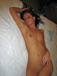 amateur flat chested nude