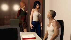 Порно игра публика