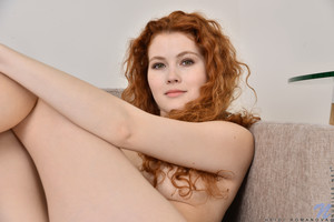 Heidi Romanova - Natural Redhead