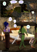 BlueGirl91 - Journey to A Cave - World of Warcraft XXX comic
