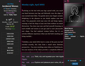 Html game by Accidental Woman 0.36.1 by ThaumX