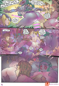 Asera - Booties of the Storm - Overwatch/Starcraft/World of warcraft - comic for adults