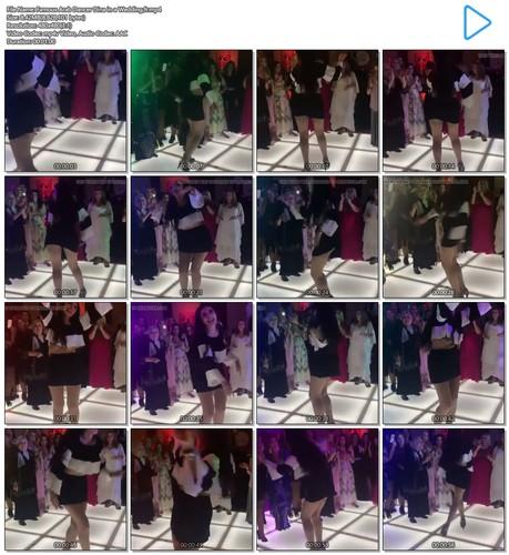 نجمة الإغراء دينا ترقص بملابس فاضخة حفلة