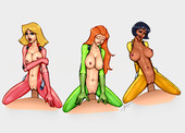Totally Spies - Artwork