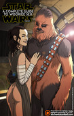 Fuckit - Star Wars: A Complete Guide to Wookie Sex - Ongoing