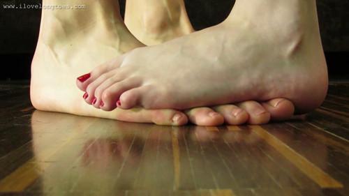 Foot comparison