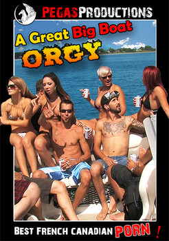 A Great Big Boat Orgy (2017)
