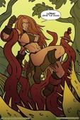 Rowena the Barbarian - Kumi Pumi