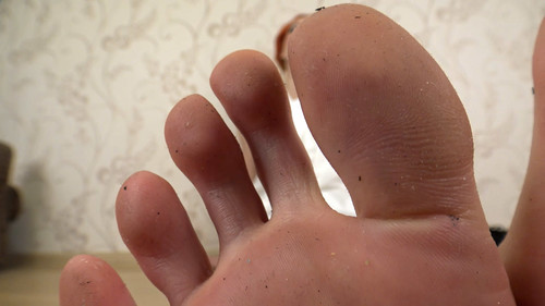 Eva - under foot of the giant goddess (POV) Full HD