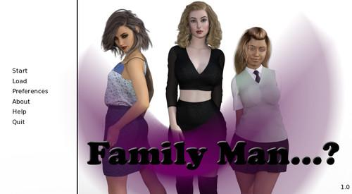MoleMan - Family Man...? - Chapter 1 - Version 1.0